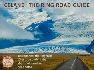 Cover Ring Road Guide Iceland