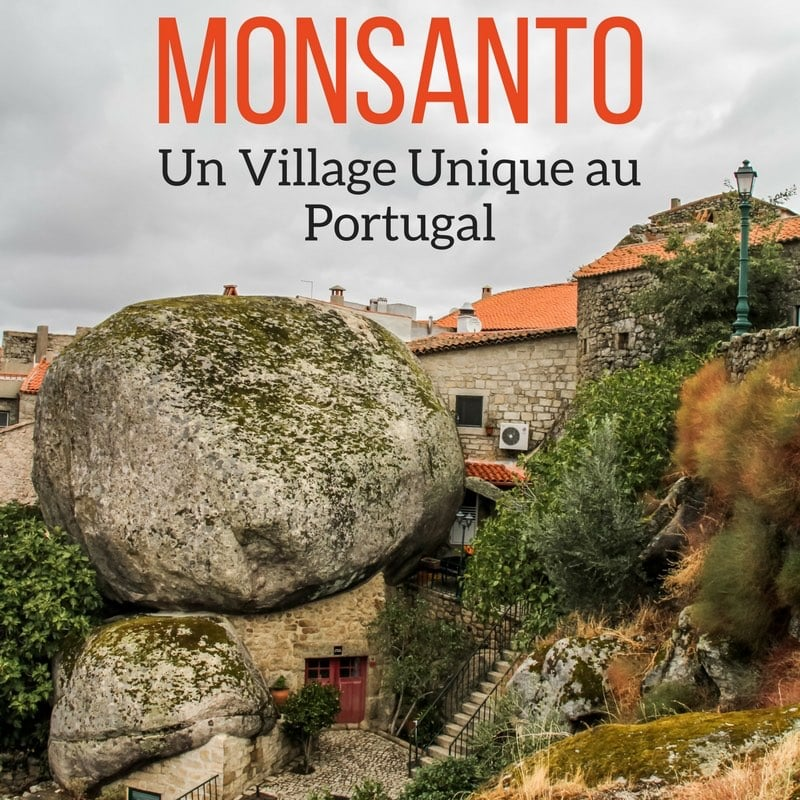 2 Village Monsanto Portugal Voyage - Portugal visite - Portugal Vacances
