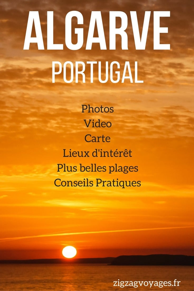 Que faire en Algarve Portugal - Visiter Algarve Portugal - Algarve Plages