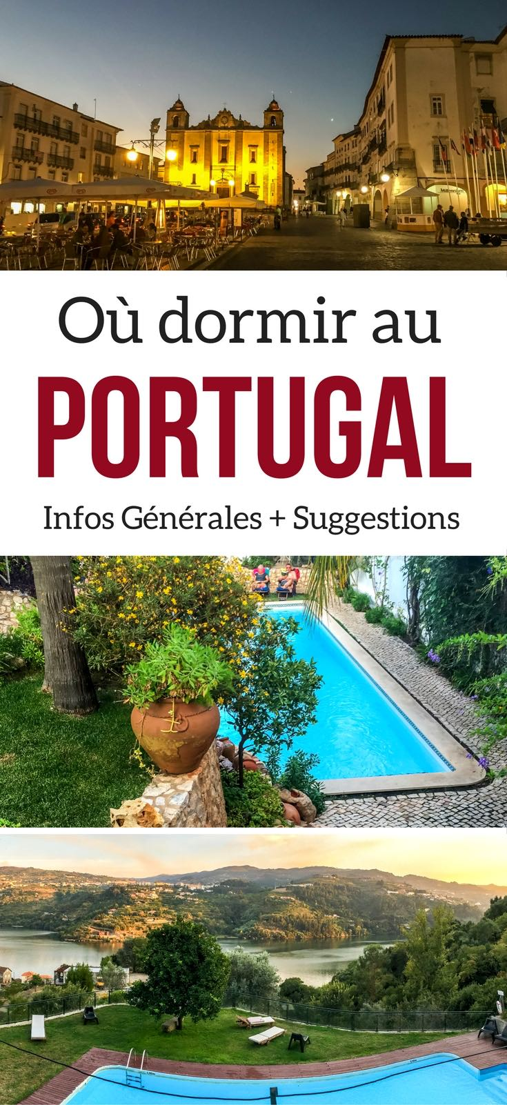Pin Portugal Hotel location camping - Portugal voyage