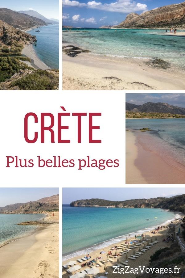 Les 27 Plus Belles Plages De Crète Grèce Photos Et Conseils