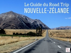 small Guide road trip Nouvelle Zelande eBook Cover