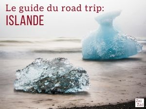 small guide du road trip Islande cover eBook